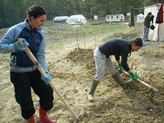 Buğday Derneği, kadınlar için ekolojik yaşam programı düzenliyor.