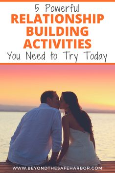 5 Powerful Relationship Building Activities You Need to Try Today