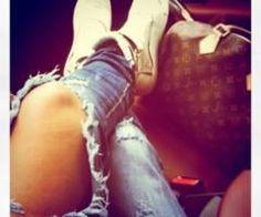 those jeans