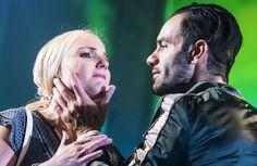 Murder Ballad starring Kerry Ellis and Ramin Karimloo review at Arts Theatre – 'a stunning cast'