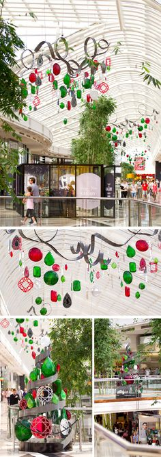 Chadstone, Victoria 2011-12 Chas Clarkson Christmas Concepts