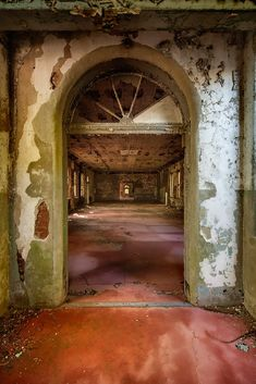 Threshold - Photo of Hart Island