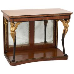 Russian Neoclassical Console early 19th c
