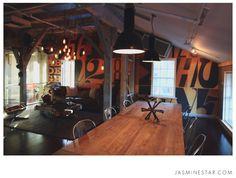 Office Workspace vs Studio Workspace - Jasmine Star Blog