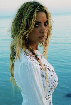 Ashley Benson for Find Your California