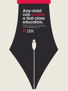 ibm smarter planet poster