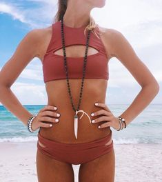 It's Summer Time, Try This 60 Beautiful Swim Suits for Your Summer
