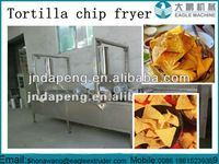Doritos tortilla chip frying machine /fryer machine/fryer
