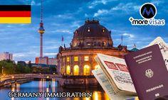 Immigration Help, Study Abroad, Taj Mahal, Germany, Travel, Viajes, Deutsch, Destinations, Traveling