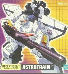 Astrotrain G1
