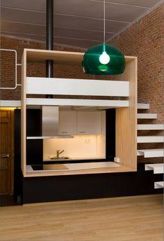 Galería de Loft Andrés Borrego / Beriot, Bernardini Arquitectos - 8
