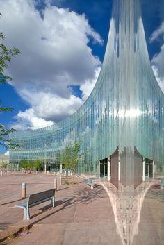 The Aperture Center at Mesa del Sol, Antoine Predcock, Architect