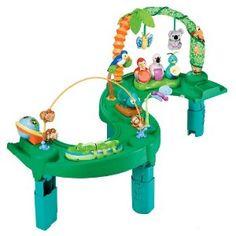 Evenflo ExerSaucer Triple Fun - Jungle