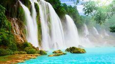 Waterfall 733 UHD Wallpaper