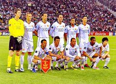 EQUIPOS DE FÚTBOL: MANCHESTER UNITED contra Barcelona 27/05/2009