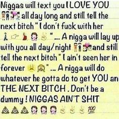 These Niggas ain't  loyal !
