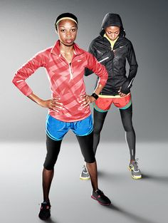 NIKE GEAR UP Answer questions about your run and styleand get served the perfect products for you.