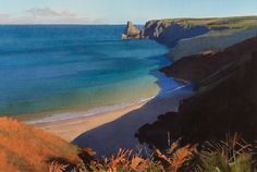 Bossiney Bay, North Cornwall