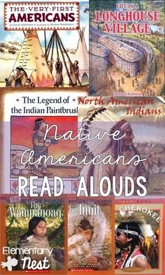 Native american study read alouds