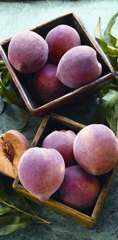 We have always had beautiful peaches here in western North Carolina