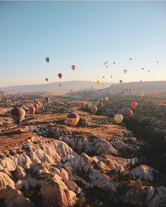 Turkey air balloon | credit linked