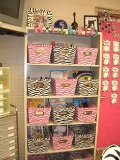 oh this is definitely an idea of how i want to set up my classroom!