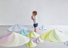 DSGN for kids: Chantilly lamps- Constance Guisset