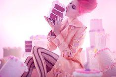 candy fashion editorial - Google Search