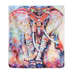 "Majestic Elephant - Wall Hangings -- ""FREE SHIPPING"""