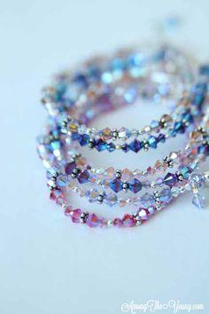 Among the Young: Swarovski Crystal Jewelry
