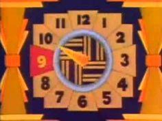 1-2-3-4-5-6-7-8-9-10-11-12 Sesame Street 1970's  Pinball Animation