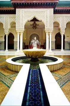 MalaysiaZINE: Moroccan Pavilion Putrajaya