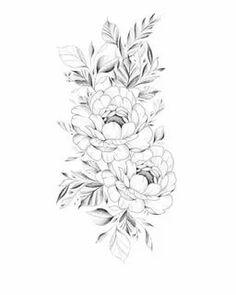 Floral Tattoo Design, Flower Tattoo Designs, Tattoo Designs For Women, Tattoos For Women, Future Tattoos, Love Tattoos, New Tattoos, Small Tattoos, Forearm Tattoos