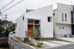 画像詳細 | KASHA - カシャ - My Dream Home, Facade, Terrace, Garage Doors, Little Cottages, My Dream House, Patio, Deck, Terraces