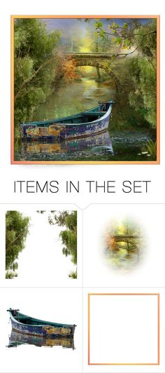 """""""when the brain tries to reconcile with the heart"""" by theother-stream ❤ liked on Polyvore featuring art"""