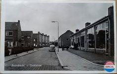 Van Goghstraat Zwijndrecht (jaartal: 1950 tot 1960) - Foto's SERC