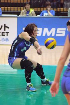 2015/16 V Premier League Women's Daejeon Games Akio Medicine Shiho Yoshimura