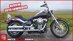 2019 Harley Davidson Lowrider Review Lowrider, Motorbikes, Harley Davidson, Motorcycle, Motorcycles, Motorcycles, Choppers
