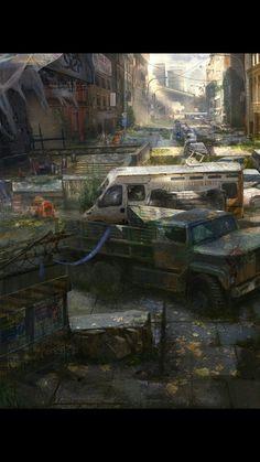 Apocalypse - Großstadtdschungel