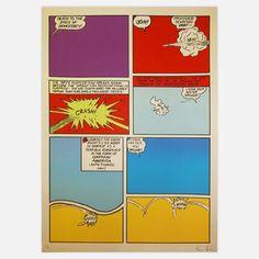 Comic Crash by Zissou Tasseff-Elenkoff