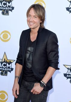 Keith Urban Photos - 50th Academy Of Country Music Awards - Arrivals - Zimbio