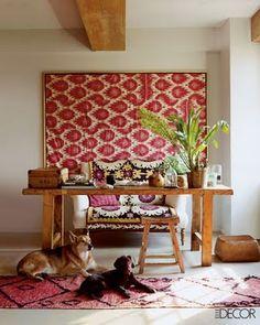 Bromeliad: Boho minimalism - Fashion and home decor DIY and inspiration