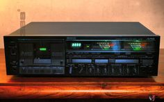 Superb vintage tapedeck ALPINE AL-85 / 3 head / 3 motor / Calibration features Photo #744070 - UK Audio Mart