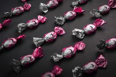 Concept: Ballerina Candy Wrapper via @thedieline