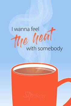 Sometimes all you need is a good cup of Tea. What are you sipping on this week?