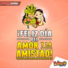 Feliz San Valentín / Happy Valentine´s Day / Feliz Dia dos Namorados. #sanvalentin #valentinesday #diadelamor #inkamadness #games #apps #App #wp #ios #coya #atuq #incas #inca