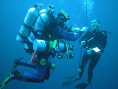 Deep Diving | How to Dive Deeper: Liquid Breathing, Saturation Diving.