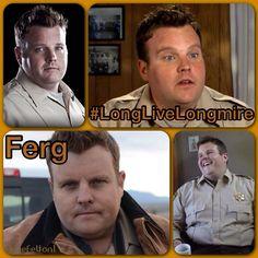 #LongLiveLongmire Ferg