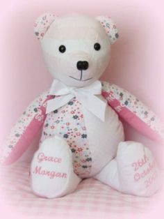 Memory Bear Remembrance Bear