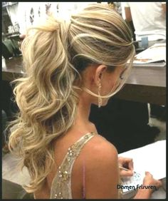 40 Stunning Prom Hairstyle Ideas in Prom is your night to slay, but there's a chance you're still seriously debating about what to do with your luscious locks. Well, we're here to solve …, Prom Hairstyle Prom Hairstyles For Long Hair, Short Hair Updo, Down Hairstyles, Teenage Hairstyles, Graduation Hairstyles, Hairstyles Haircuts, Prom Hair Down, Long Ponytails, Trending Hairstyles
